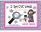 http://www.teacherspayteachers.com/Product/I-Spy-CVC-Words-Winter-1048504