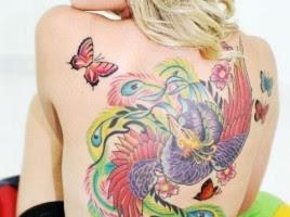 Imagens de Tatuagens Coloridas