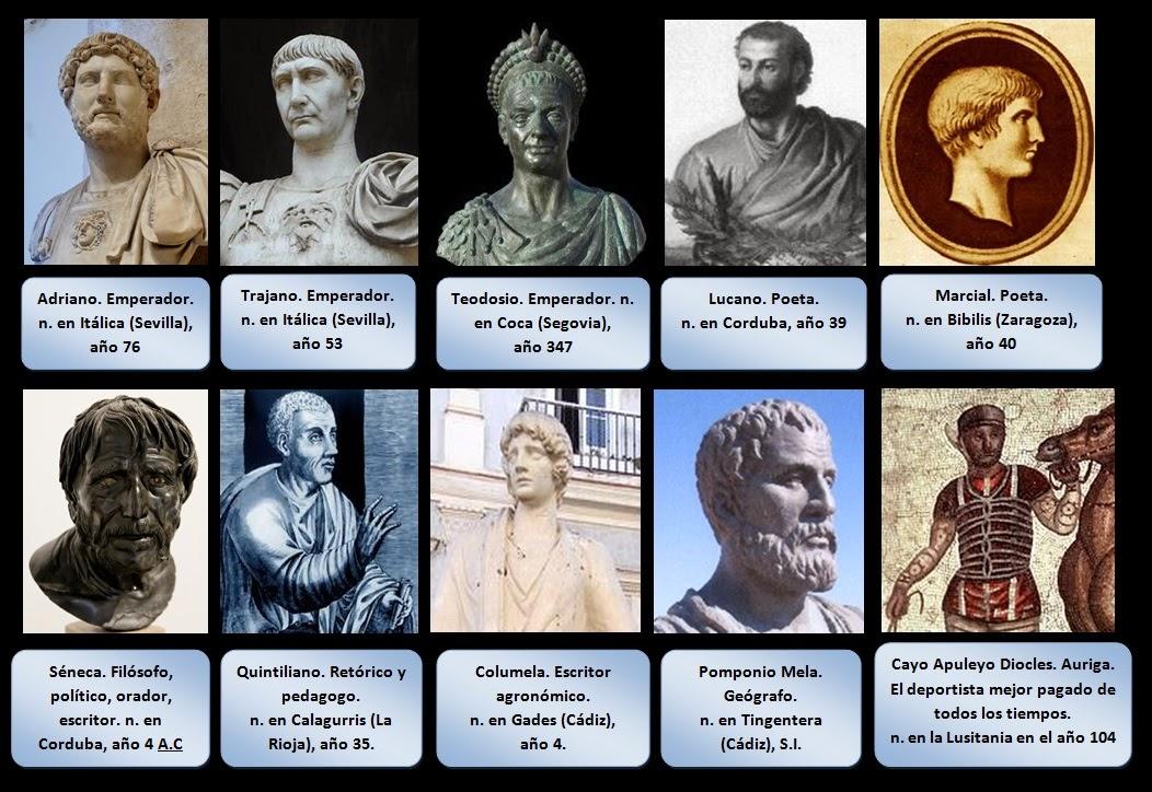 emperador romano nacido hispania: