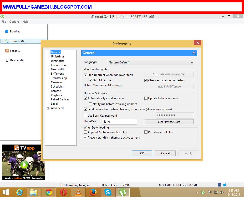 uTorrent Free Download Latest Version
