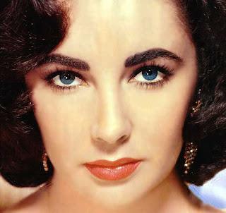 Elizabeth Taylor Eyes