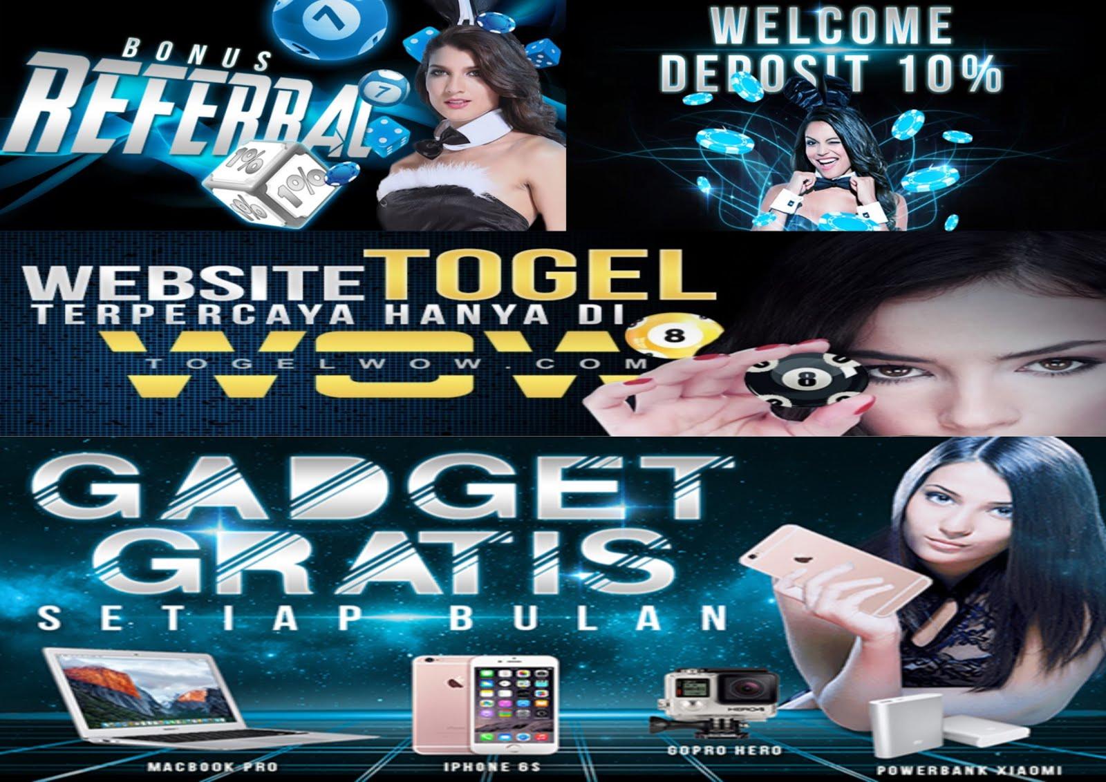 TogelWOW | Situs Bandar Game Togel Online Terpercaya | Togel