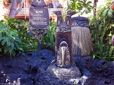 Enchanted Tiki Room preshow Ngendei rocks cute story Crump