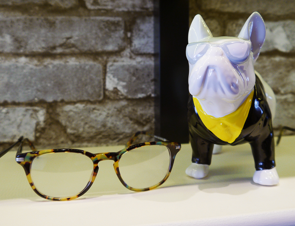 IOLLA, eyewear, affordable glasses, Glasgow, show room, Finnieston, blogger favourite