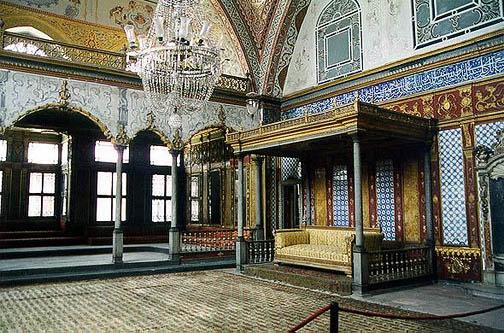 Palatul Topkapî o pagina a istoriei musulmane Topkapi%2BPalace%2BHarem