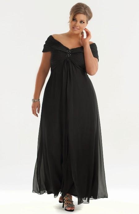 Plus Size Fashion Tips Choose A Cocktail Dress For Plus Size Women