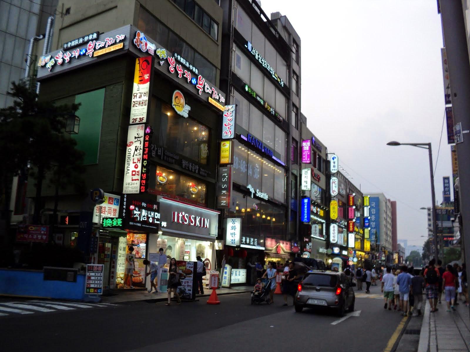 เที่ยวเกาหลี(กับทัวร์) 3