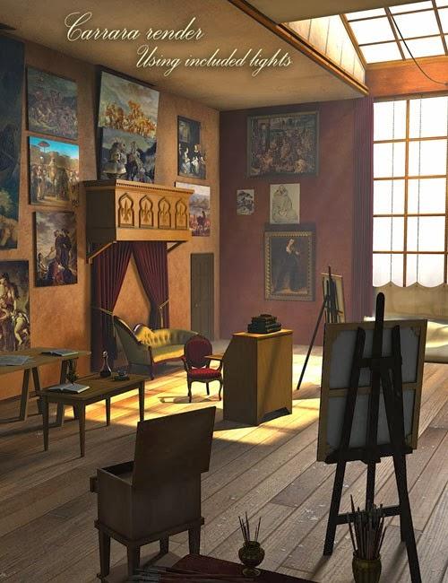 download daz studio 3 for free daz 3d studio paris. Black Bedroom Furniture Sets. Home Design Ideas