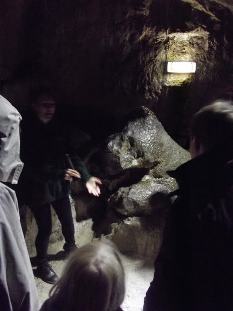 dragon Poole's cavern