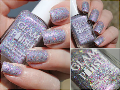 Glam Polish Crystal Couture by Bedlam Beauty