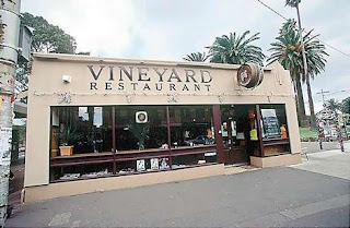 vineyard restaurant st kilda