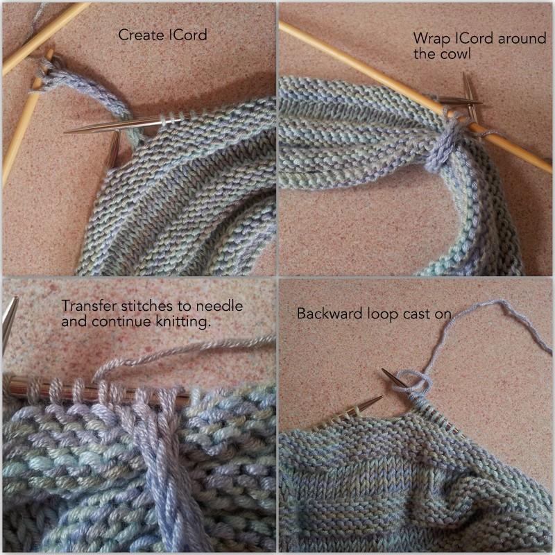FitzBirch Crafts: Icordion Cowl
