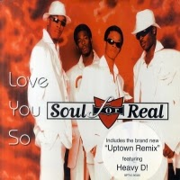 Soul For Real ‎- (1996) Love You So (VLS) (320)