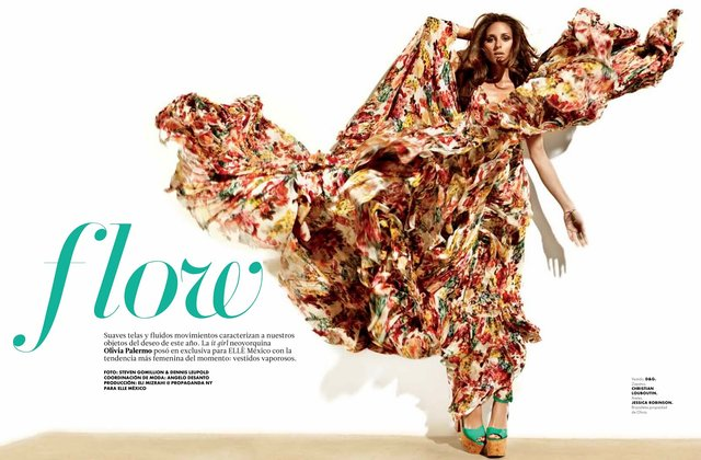olivia palermo 2011 pictures. Olivia Palermo in Damp;G for Elle