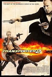 El Transportador 2 Poster