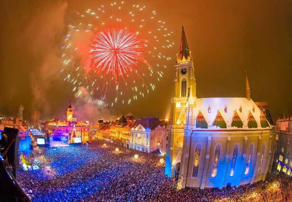 belgrad gece hayati, vizesiz tatil, vizesiz yurtdışı, yeni yıl