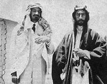 220px-Weizmann_and_feisal_1918 dans ISRAEL
