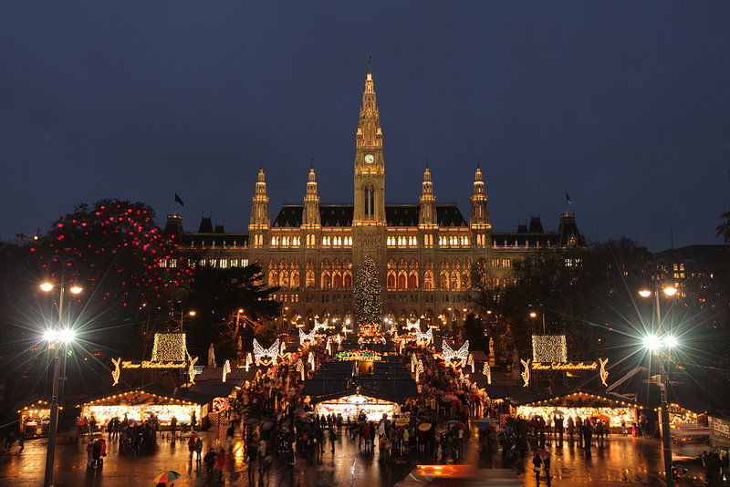 EuroTravelogue™: Celebrating the Holidays with Viking River ...