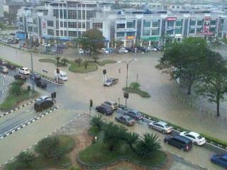 Gambar Banjir Di Bandar Kuantan