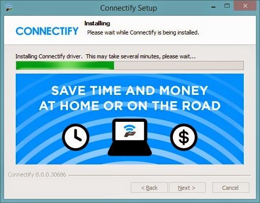 برنامج Connectify Dispatch.Pro 8.0.0.30686 لمشاركة الانترنت آخر اصدار مع التفعيل الجديد