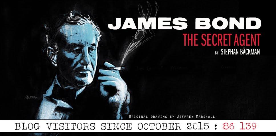 James Bond - The Secret Agent