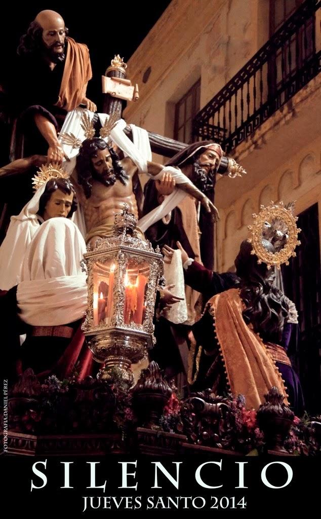 Cartel Jueves Santo 2014