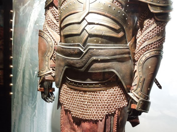 Thor 2 Volstagg costume detail