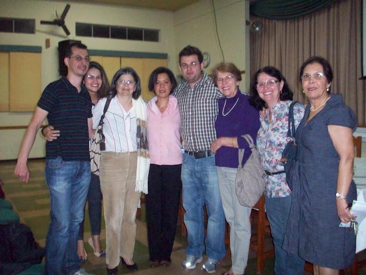 Palestra com Adriano Marques
