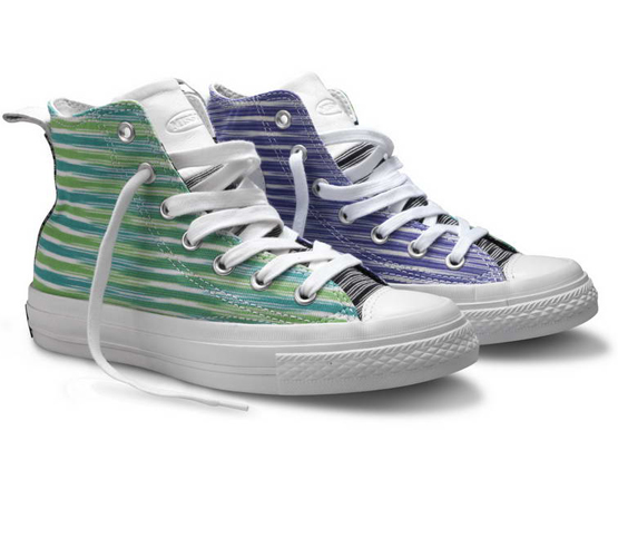 zapatillas Chuck Taylor by Missoni