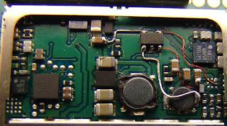 nokia 6230 led problem