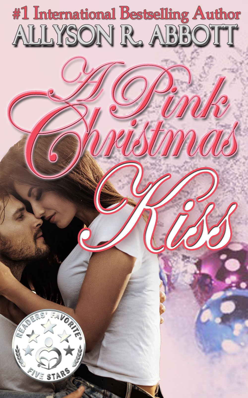 Book 3: A Pink Christmas Kiss