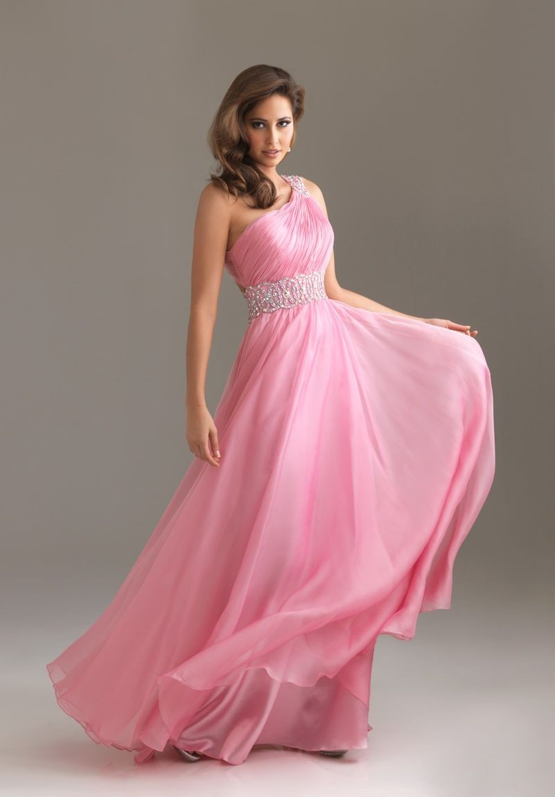 Whiteazalea prom dresses cheap and cute pink prom dresses for Pink homecoming dresses