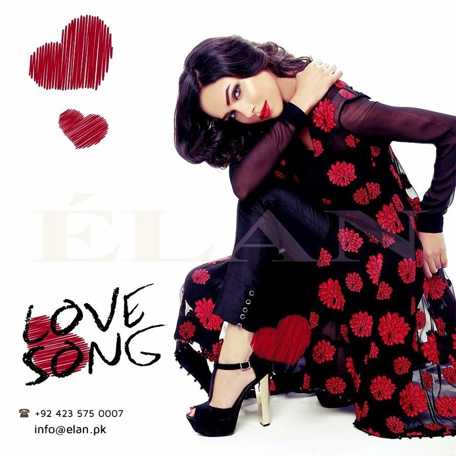 ELANValentinesDresses2014 2015 wwwfashionhuntworldblogspotcom 05 - Valentines Day Dresses 2014-2015 By ELAN