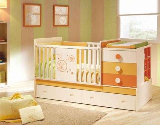 Tendencias de muebles para el dormitorio de bebes y ni os - Muebles de ninas ...