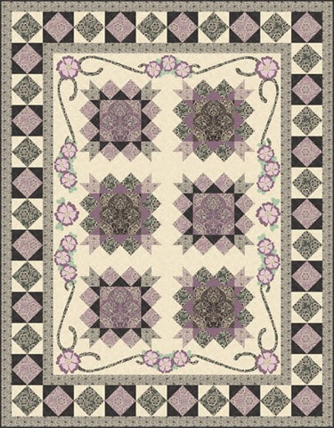 The Whimsical Workshop Studio Downton Abbey And Violets Quilt