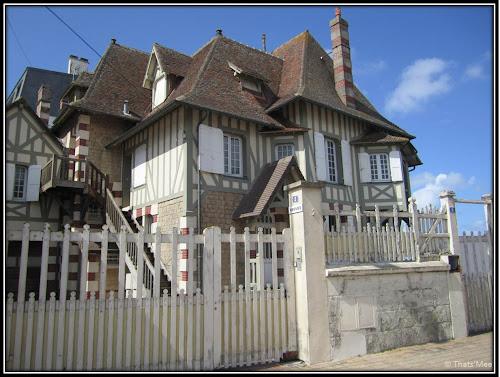 Maison de maitre  Cabourg Normandie