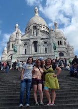 Sacre Coeur in PARIS!