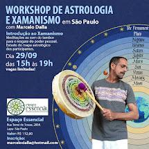 Astrologia e Xamanismo em São Paulo