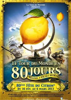 80ème Fête du Citron à Menton