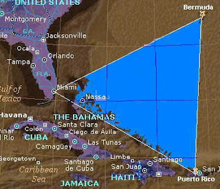 gambaran daerah segitiga bermuda