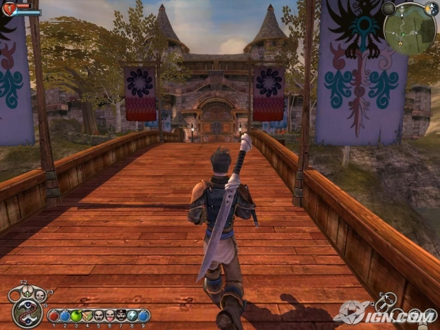 Free Download Game PC Fable The Lost Chapter ~ Blog Burek