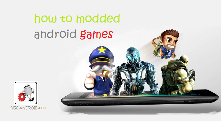 How To Modded Android Games
