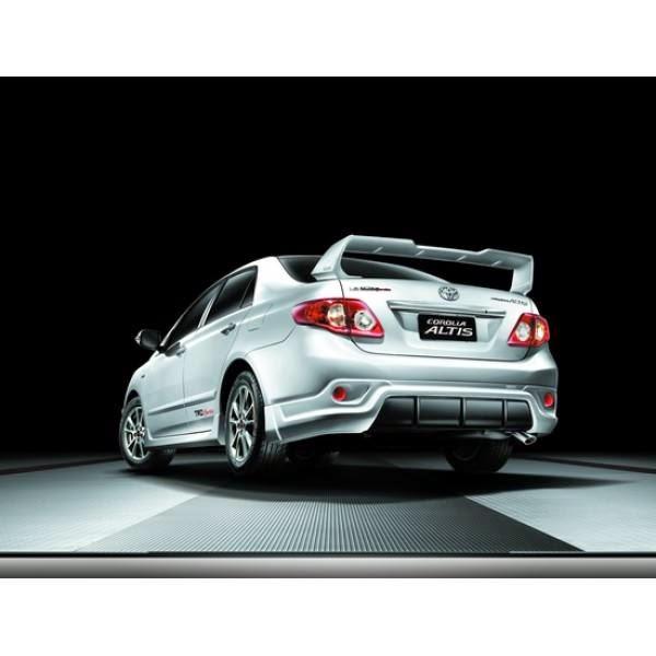 add on Toyota Altis TRD 09-11