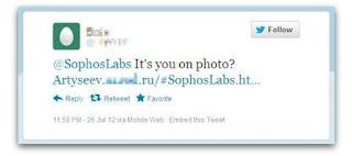malware mention korban di twitter