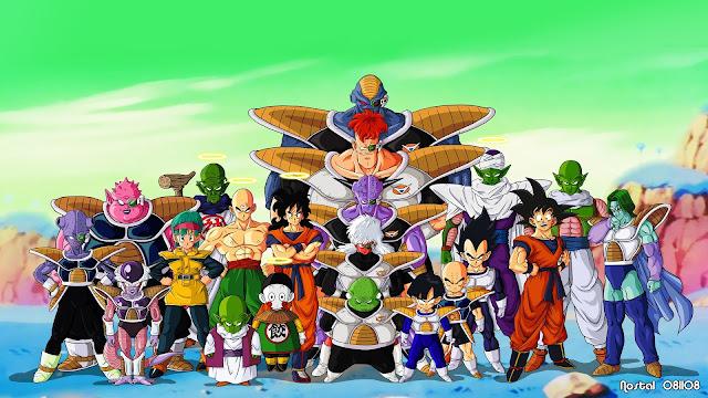 Dragonball Anime Team