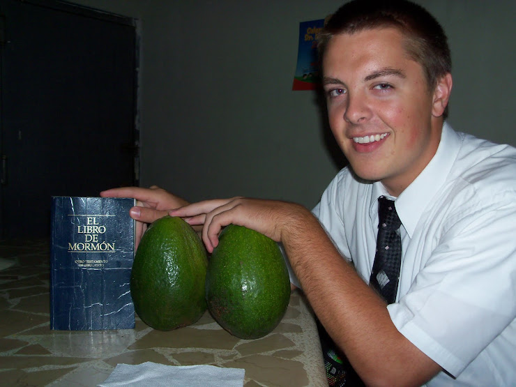 Elder Tyson Bagley in the Dominican Republic