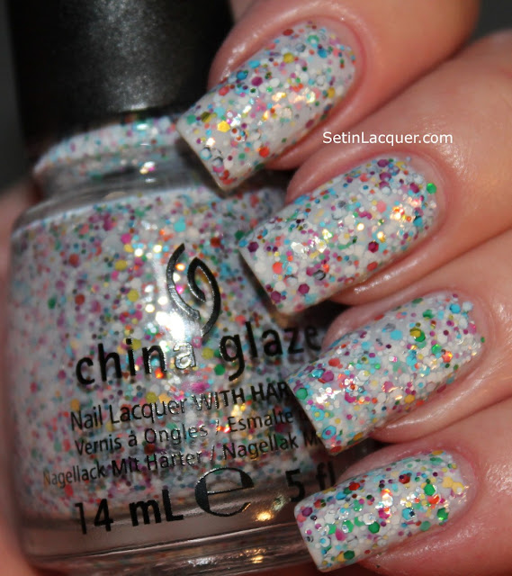 China Glaze Cirque Du Soleil Worlds Away - It's a Trap-eze