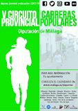 "V Circuito Provincial de Carreras Populares ""Atletismo Popular"" 2017-18 'Diputación de Málaga'"