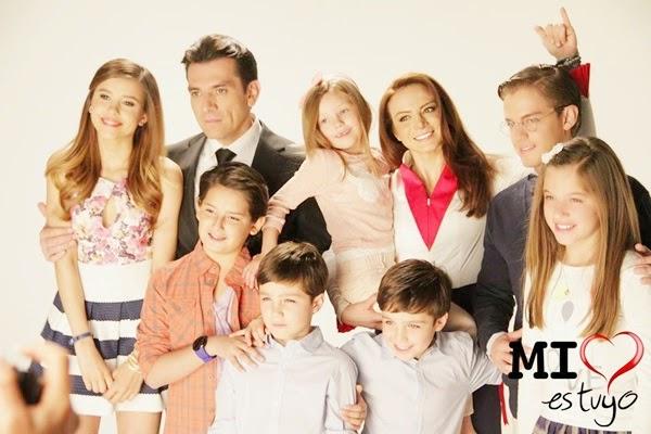 Mi Corazón es Tuyo capítulo 39 – 21 de Agosto 2014