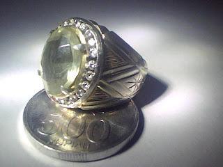 Batu  Cincin Alexandrite